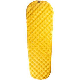 Sea to Summit Ultralight Liggeunderlag small, yellow